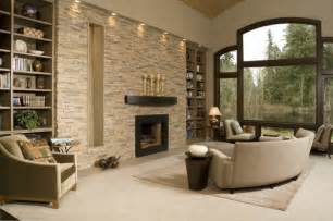 Small Living Room With Fireplace