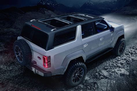 ford bronco 2020 4 door 2020 ford bronco 4 door concept hiconsumption