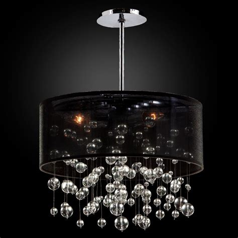 Shell Sconces Bubble Chandelier Drum Shade Chandelier Silhouette 590