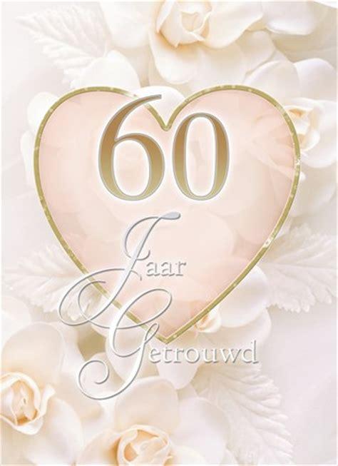 25 jaar getrouwd diamant kaarten huwelijk 60 jaar diamant hallmark