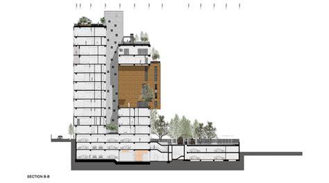 section 10 b zaferaniye garden complex olgooco archdaily