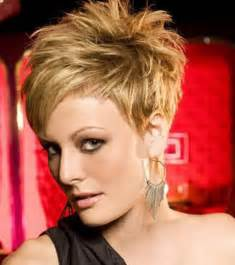 Short spiky hairstyles for women cool amp trendy short hairstyles 2017