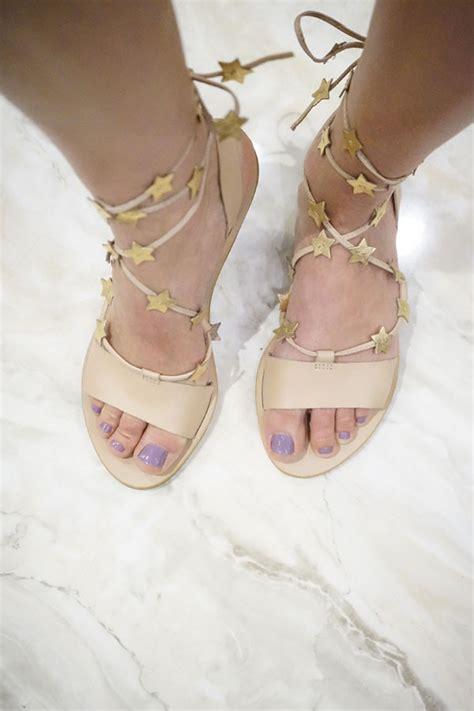 loeffler randall starla sandal loeffler randall starla ankle wrap sandal from o n a