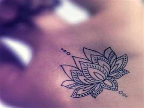 imagenes de tatuajes de flor de loto tatuajes unicos de la flor de loto 2017