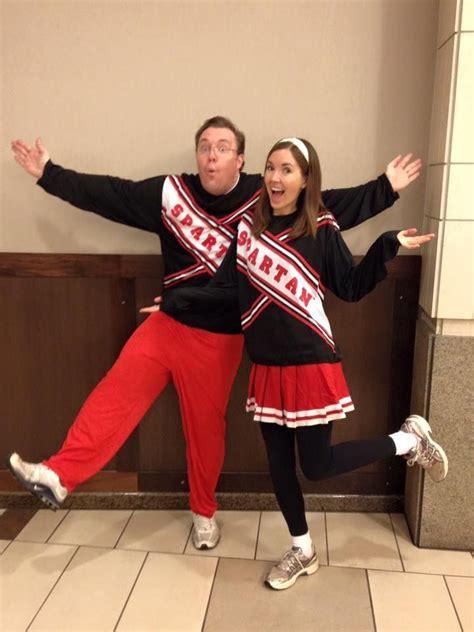 spartan cheerleaders snl costumes  everyday