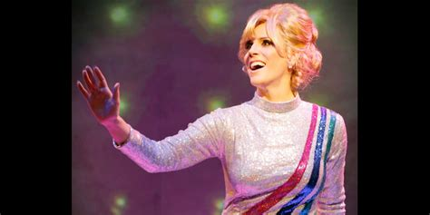 Kirsten Stands Up To Blondie Fans by Forever Dusty Sing Along Invites Fans To Dress Up Like Pop