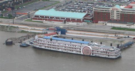 casino boat st louis built st louis riverfront