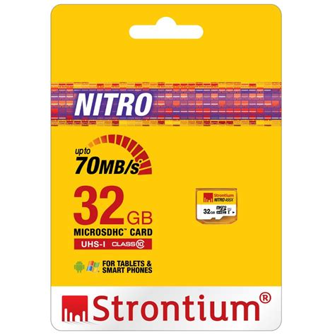 Memory Card Class 10 Strontium 32gb Up To 70 Mbs strontium 32gb microsdhc memory card class 10 nitro 70mb s 466x 32 gb micro sdhc ebay