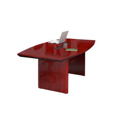 mayline corsica conference table mayline corsica ctc96 8 ft boat shaped conference table