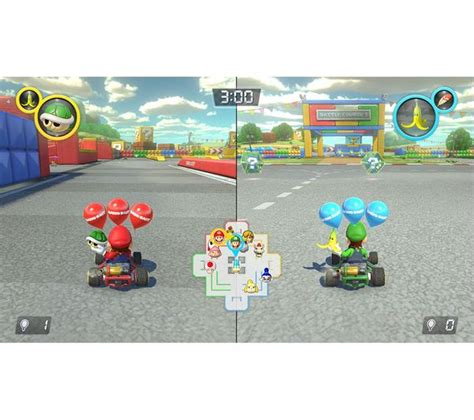 mario kart 8 console nintendo mario kart 8 deluxe deals pc world