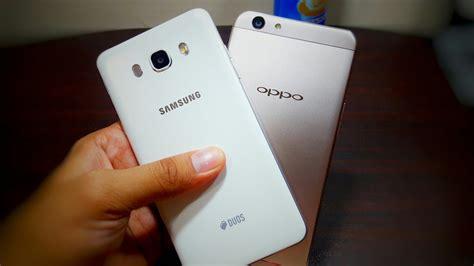 Samsung J7 Vs Oppo A71 oppo f1s vs samsung galaxy j7 2016 speed test