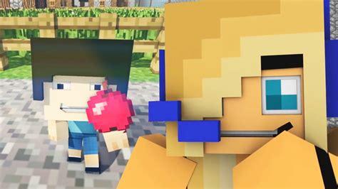 Minecraft Wedding Animation by Top 5 Minecraft Song Minecraft Song Animation