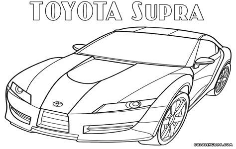 toyota car coloring page coloring pages toyota cars toyota coloring pages kids