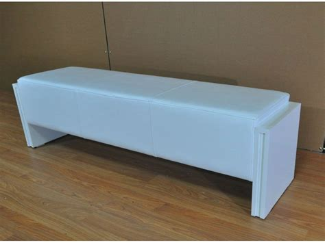 white bench seat bench seat high gloss white 190cm sam leisure