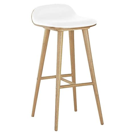 White Leather Bar Stool 25 Best Ideas About White Leather Bar Stools On Pinterest Counter Stool Leather Bar Stools