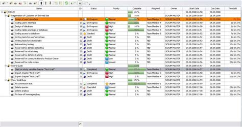 tracking system project and task tracking systems