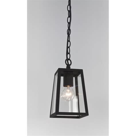 astro lighting calvi single light outdoor porch ceiling pendant in black finish astro lighting