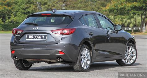 mazda 3 hatchback 2015 2015 mazda 3 sedan vs hatchback philippines html autos post