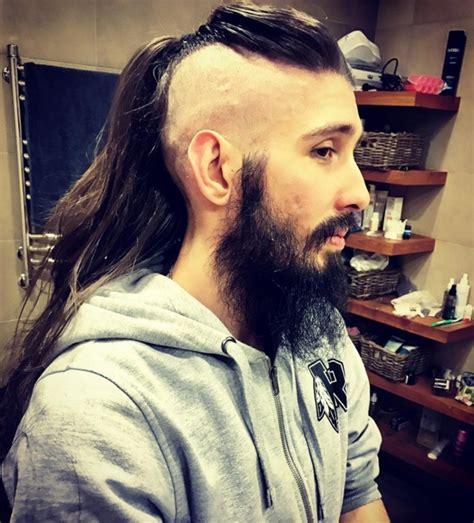 under cut long hair mohawk long hair men faq guide long hair guys