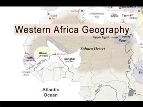 classical conversations cycle 1 africa map c1w13 geograpy western africa classical