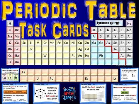 printable periodic table board game 周期表チャート のおすすめアイデア 25 件以上 pinterest 周期表 化学 化学の教える
