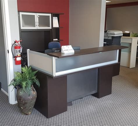 Zira Reception Desk Zira Recption Desk Buy Rite Business Furnishings Office Furniture Vancouver