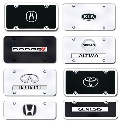Vanity Plate Names by Logo Or Name License Plates Vanity Tags