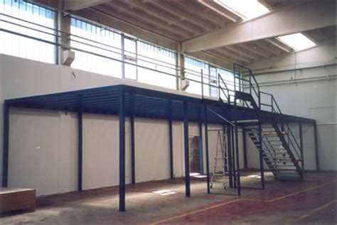 capannone metallico usato soppalchi uso magazzino 187 soppalchi industriali modulari