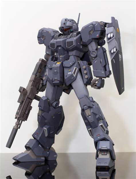 Mg Gundam Rgm 96x Jesta Daban gundam mg 1 100 rgm 96x jesta painted build