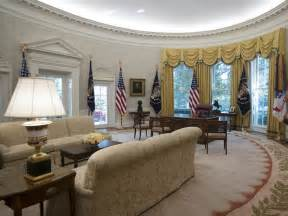 trump oval office renovation the white house s gleaming new renovations include trump
