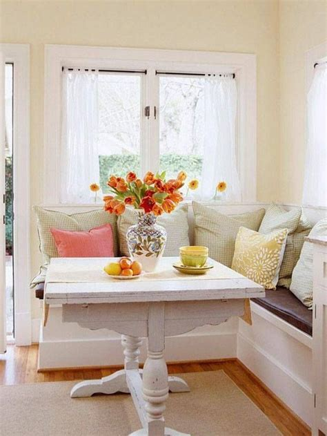 nook house 37 cozy breakfast nook ideas you ll want in home