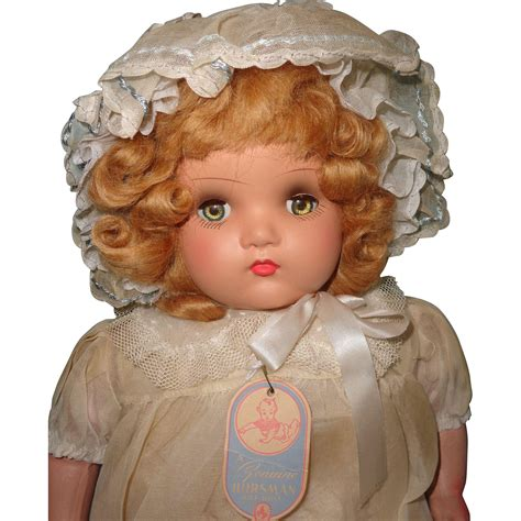 painting a composition doll factory original horsman composition baby doll