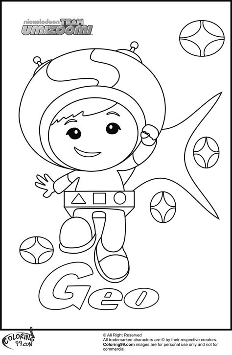 printable coloring in pages team umizoomi printable coloring pages coloring home