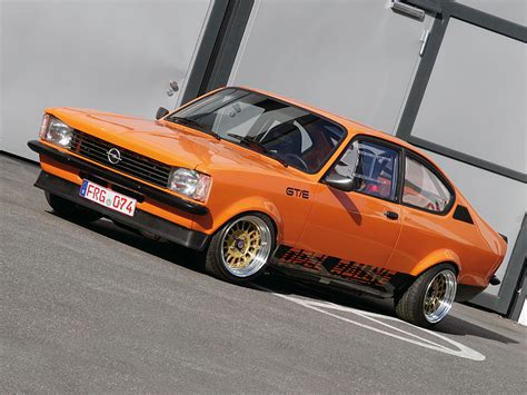 opel kadett c coupe photos and comments www picautos