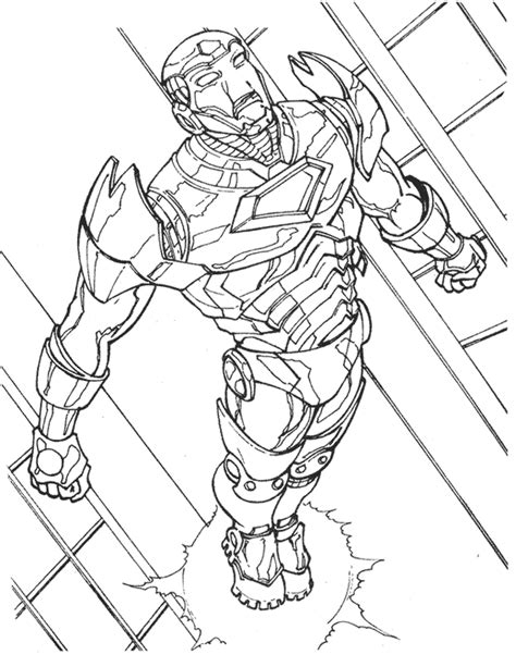 iron man mark 6 coloring pages free iron man mark 6 coloring pages