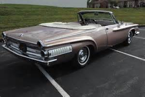 1962 dodge polara 500 convertible 161383