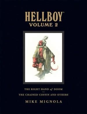 libro hellboy in hell library slings arrows