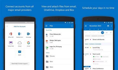 best android email client 4 best android email clients for 2017 reviewed hongkiat