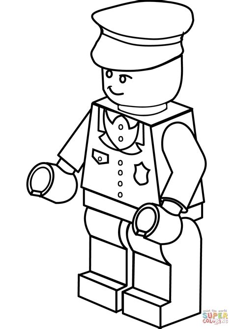 Download Coloring Pages Police Officer Coloring Pages Coloring Pages Of Officers