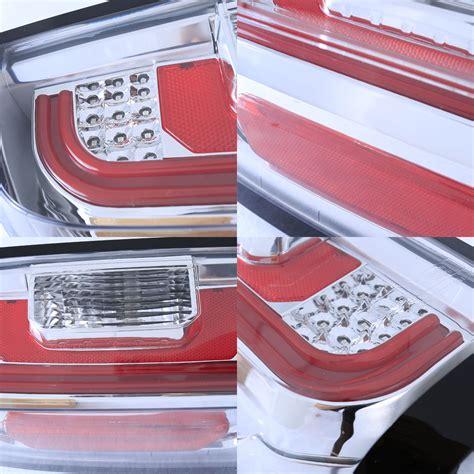2015 gmc canyon led tail lights 2015 2016 2017 gmc canyon led bar chrome rear brake tail