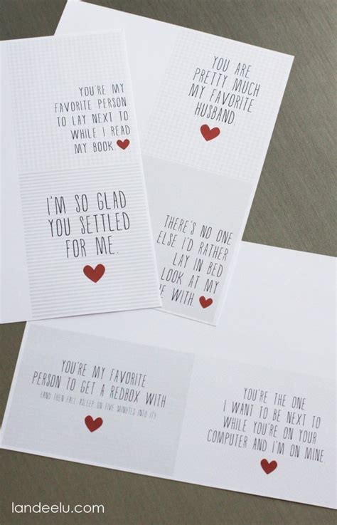 S Day Cards For Him Printable