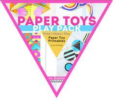 How To Make Paper Toys At Home - 1000 images about flextangles on paper toys