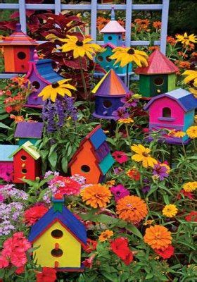 what colors are birds attracted to if i was a bird i would get attracted to those bird houses