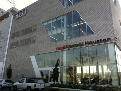 Audi Of Central Houston audi central houston car dealership in houston tx 77098