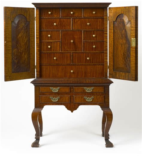 Chest Cabinet Furniture by Andersen Stauffer Furniture Makers Valuable Chests