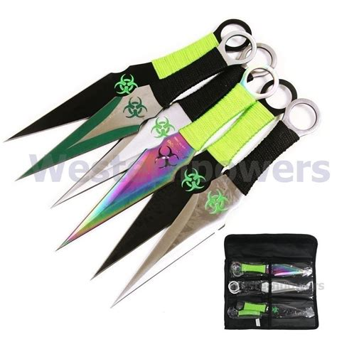 high quality throwing knives 9 quot set of 6 pcs high quality steel throwing knives