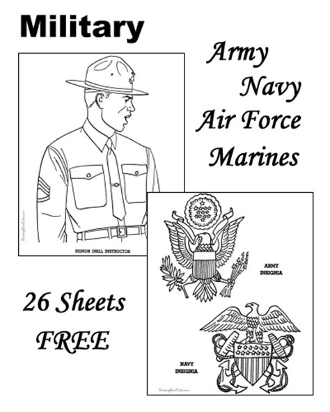 army coloring pages for adults marine corps symbol coloring page coloring pages