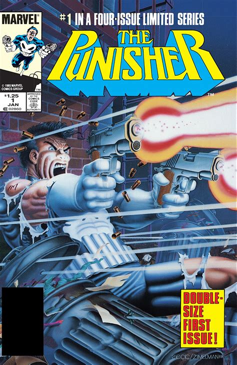 punisher vol 1 marvel database fandom powered by wikia