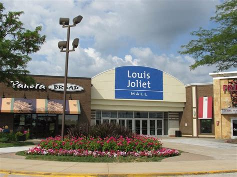 Layout Of Louis Joliet Mall | louis joliet mall nearly fully occupied news stores