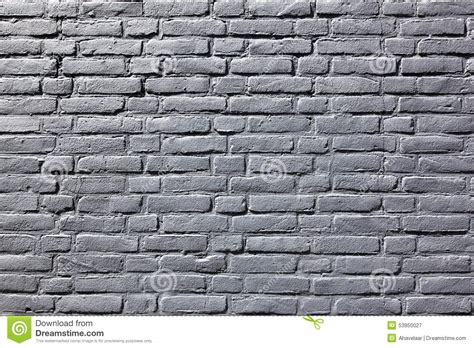light gray painted brick part of gray painted brick wall stock image image 53950027